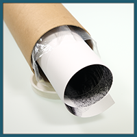 Photo Paper Rolled tube